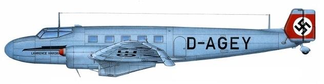 Junkers Ju-86 D_AGEY