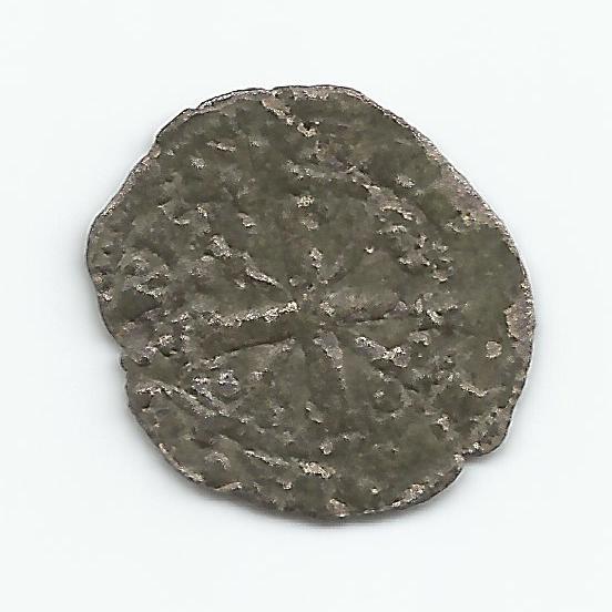 Dinero de Alfonso IX de León 1188-1230.  Scan0006