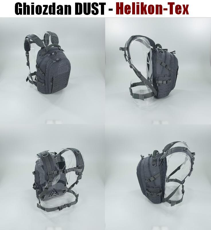 Helikon-Tex Romania Anunt_ghiozdan_dust_shadow_grey