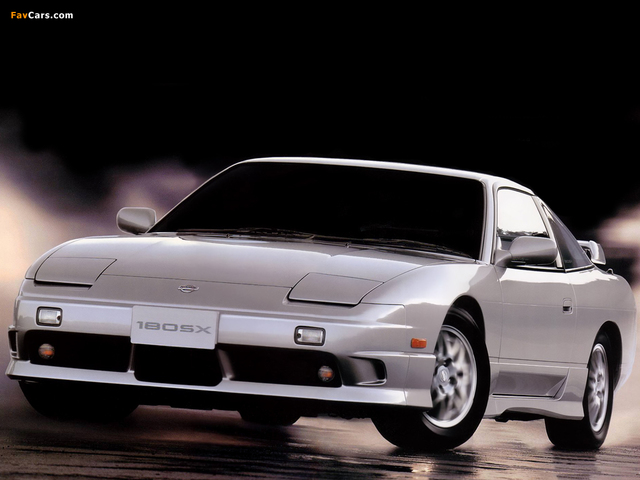 Nissan Silvia History Photos_nissan_180sx_1996_1
