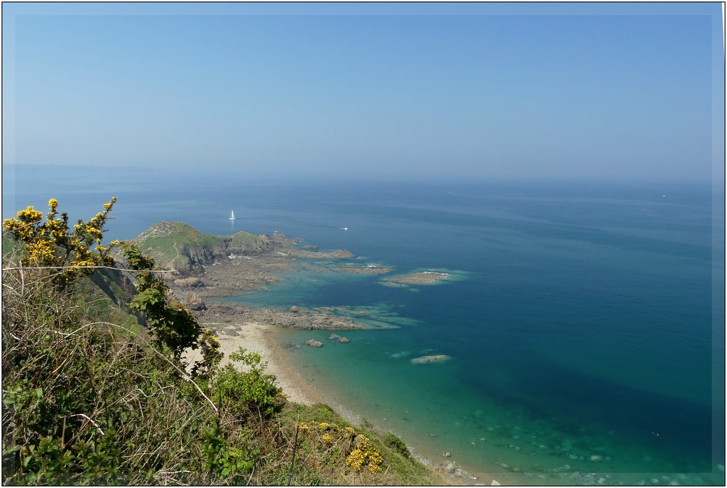 Brume..chaleur ..beaux rivages Bretons !! P1070543