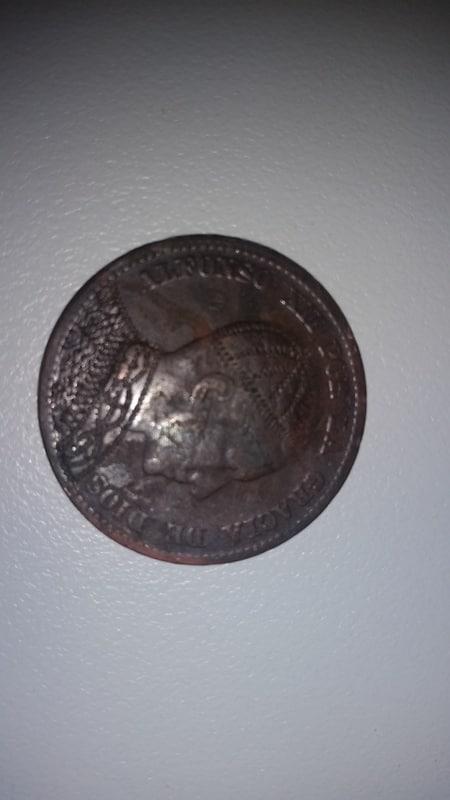 10 céntimos Alfonso XII. Cuando el diablo se aburre... 20160809_005821
