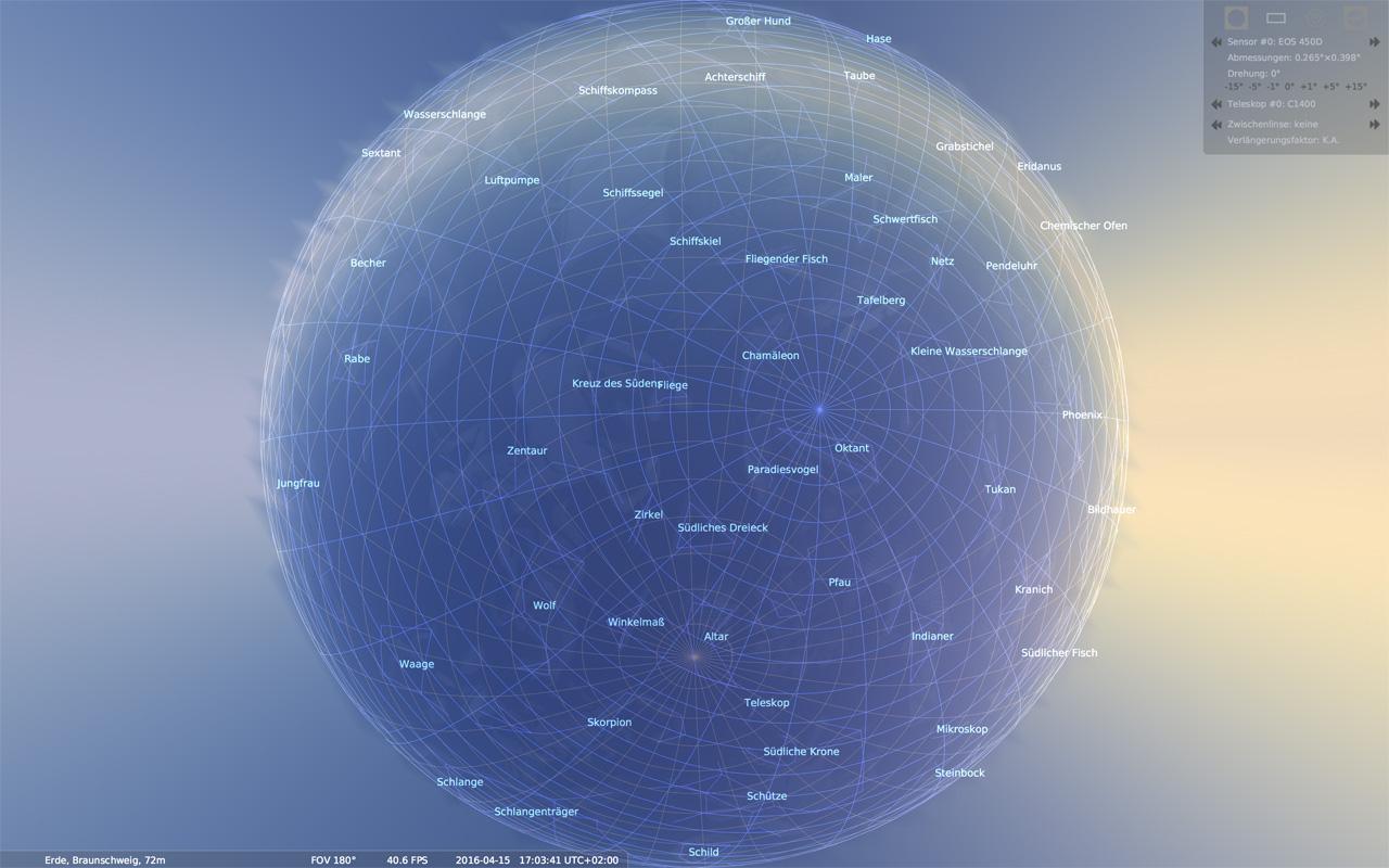 Die Erde, in der wir leben und der Raum, der die Welt ist - Seite 49 Stellarium_05