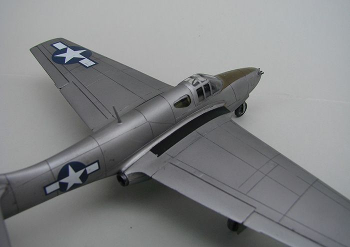 Bell P-59A Airacomet, Special Hobby ,1/72 DSC04403