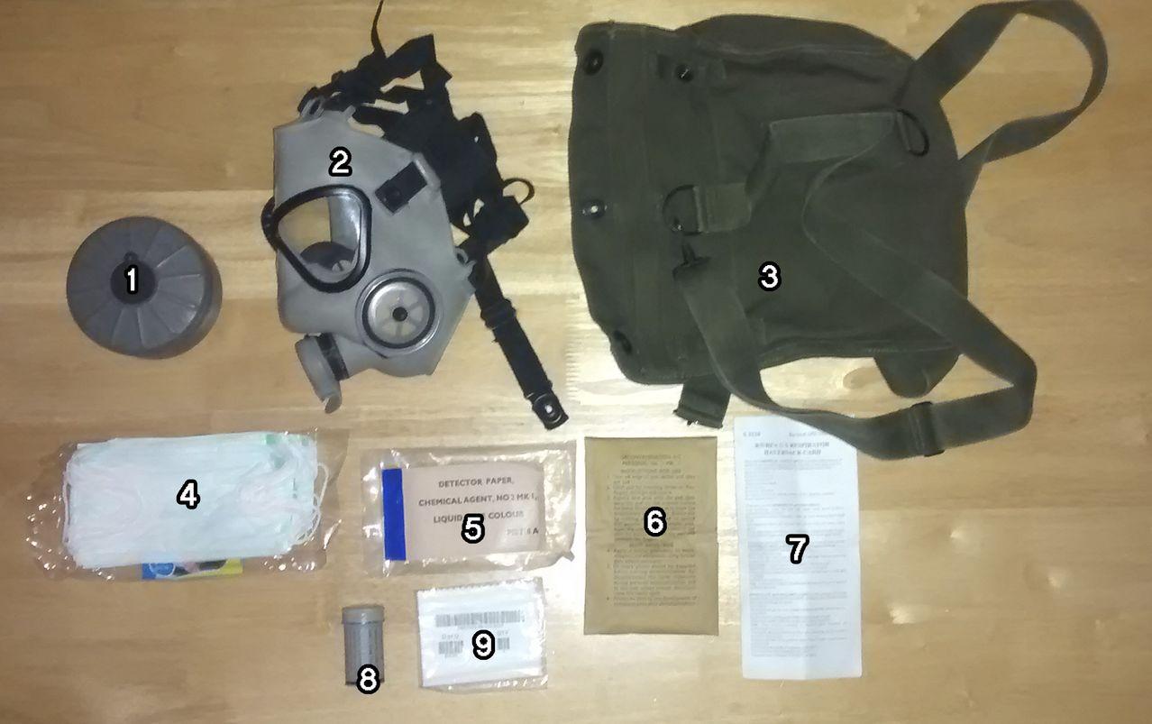 BUG-OUT BAGS (mochila supervivencia) 456