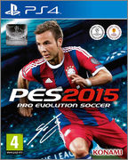PES 2015 LIVE TOURNAMENT(PS4)