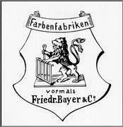 100000 Marcos Alemania 1923 (Billete de necesidad de la Compañía Bayer) Image