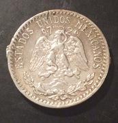 20 centavos México 1935 plata  IMG_4464