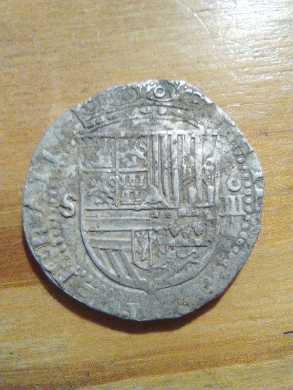 4 reales Felipe II ceca de Sevilla . IMG_20160913_WA0007