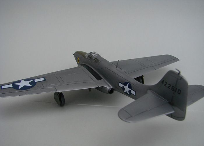 Bell P-59A Airacomet, Special Hobby ,1/72 DSC04402