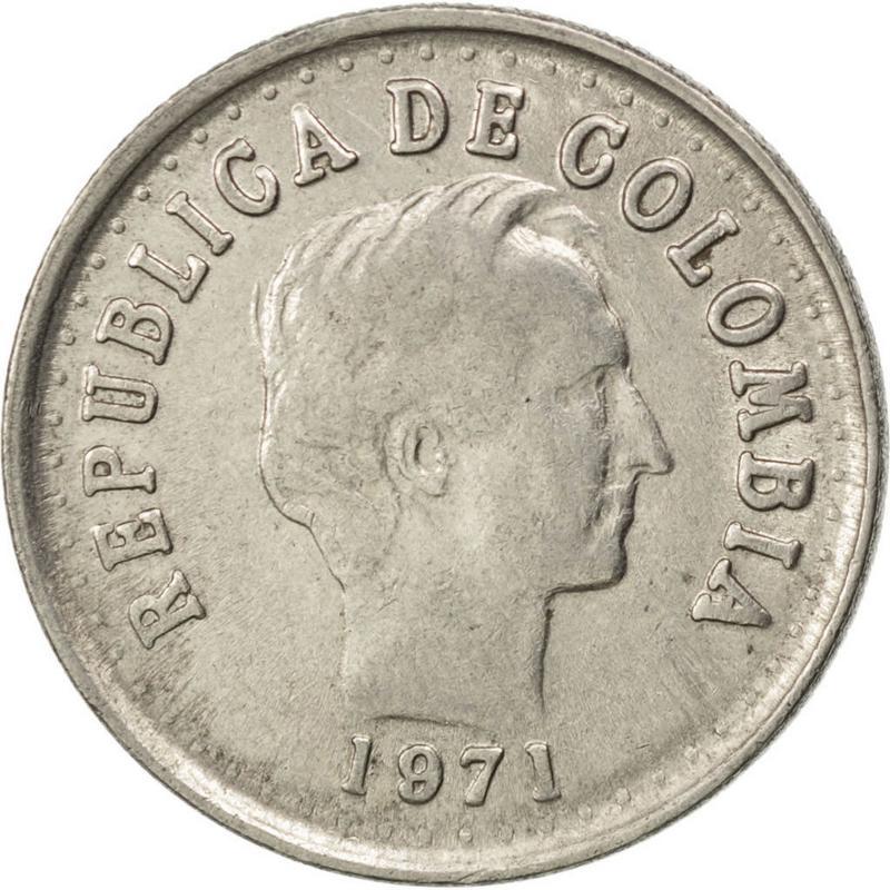 Duda km 20 centavos 1971 #245 o #246.1 KM_246.1