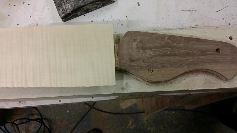 Construção caseira (amadora)- Bass Single cut 5 strings - Página 4 12204068_10153753137324874_413084177_o
