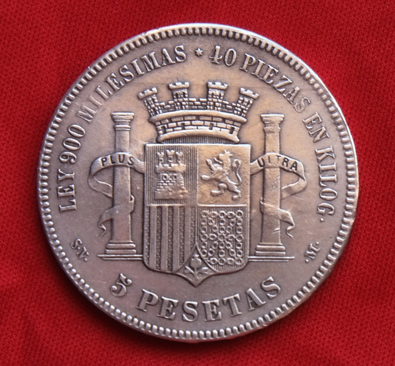 5 pesetas de 1870 Gobierno Provisional 5_1970_cruz_foto