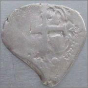 1 real 1666. Carlos II. Potosí. 0_2