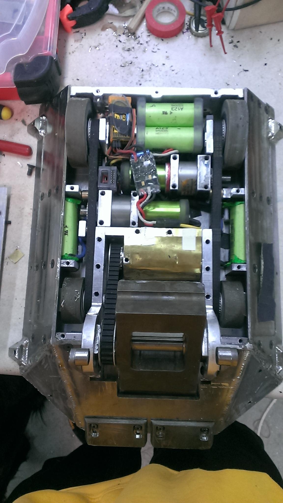 New 15 pound beater bot IMAG3326