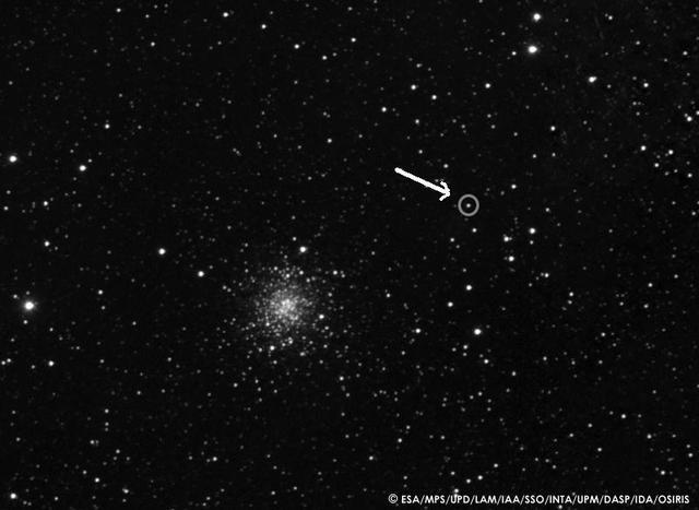 La sonde Rosetta Rosetta_com_te