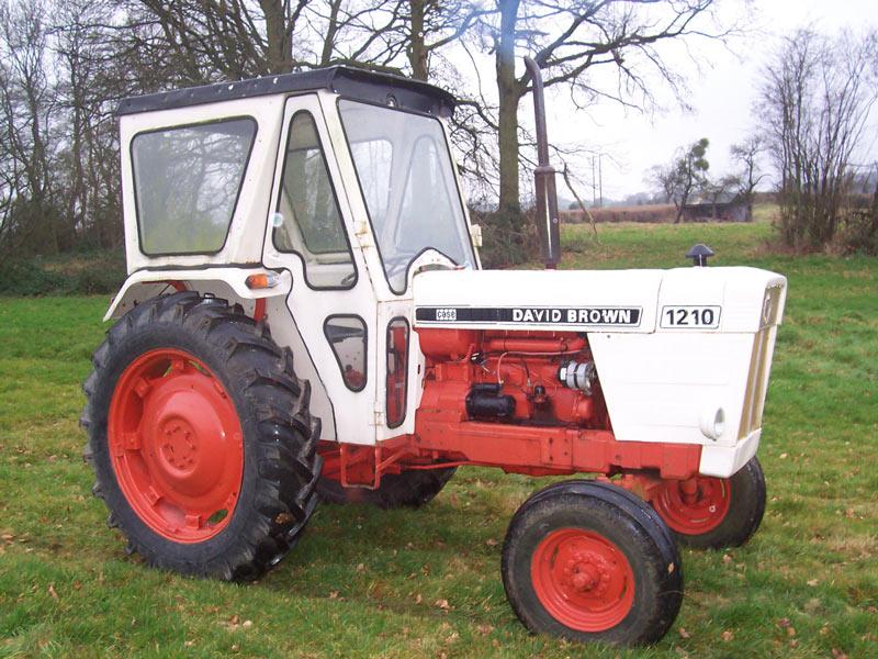 Hilo de tractores antiguos. - Página 40 David_brown_1210