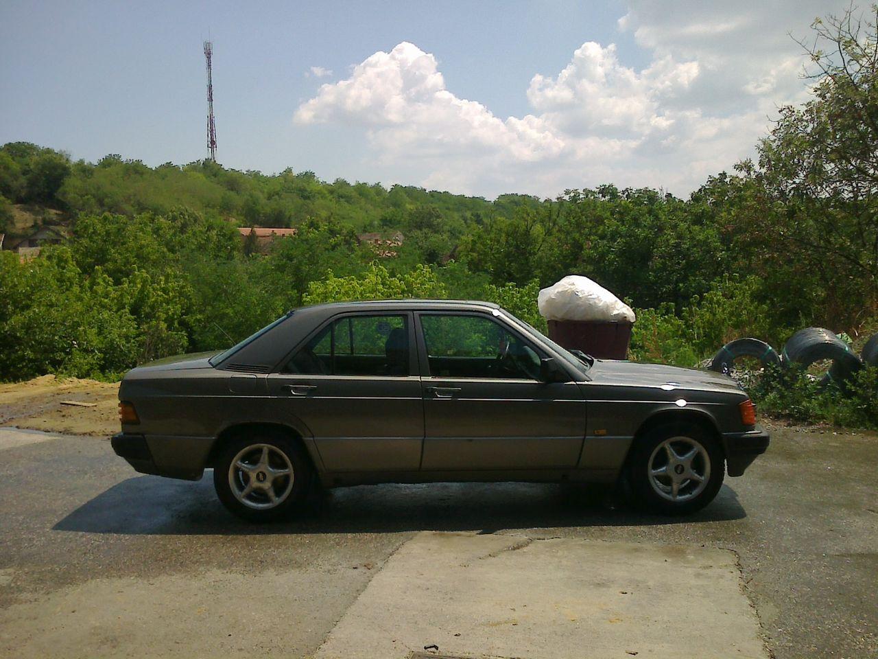 Mercedes W201 2.0 D Fotografija0069