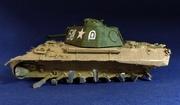 PzKpfw V Panther из роты Сотникова № 518. Звезда 1/35. ГОТОВО DSCN1687