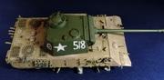 PzKpfw V Panther из роты Сотникова № 518. Звезда 1/35. ГОТОВО DSCN1691