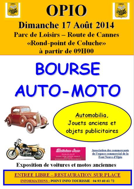 Opio 17 Aout 2014 Bourse_auto_moto_opio