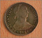 8 reales 1811 Fernando VII (Busto Indígena) - Lima - Dedicada a Lanzarote y Emiliano Captura_de_pantalla_2014_02_22_a_les_17_42_38