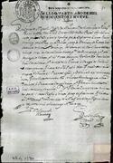 Ayuda  escrito archivo Nacional de Indias . Image_Servlet