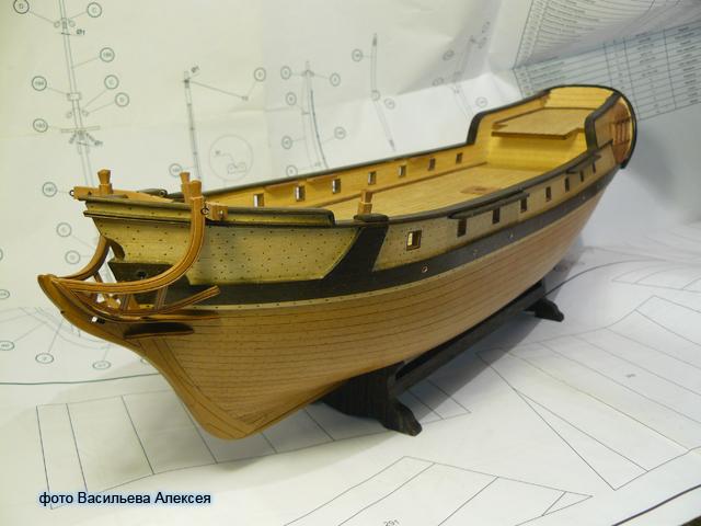 """Собирательный образ пиратского корабля """"CORSAIR"""" масштаб 1:80 фирмы OCCRE FdLqD"""