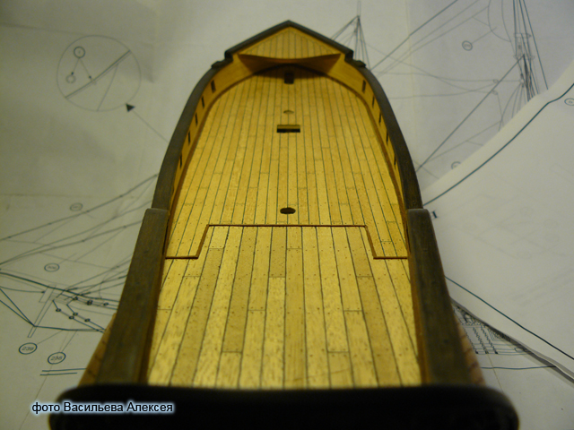 """Собирательный образ пиратского корабля """"CORSAIR"""" масштаб 1:80 фирмы OCCRE MXGR2"""
