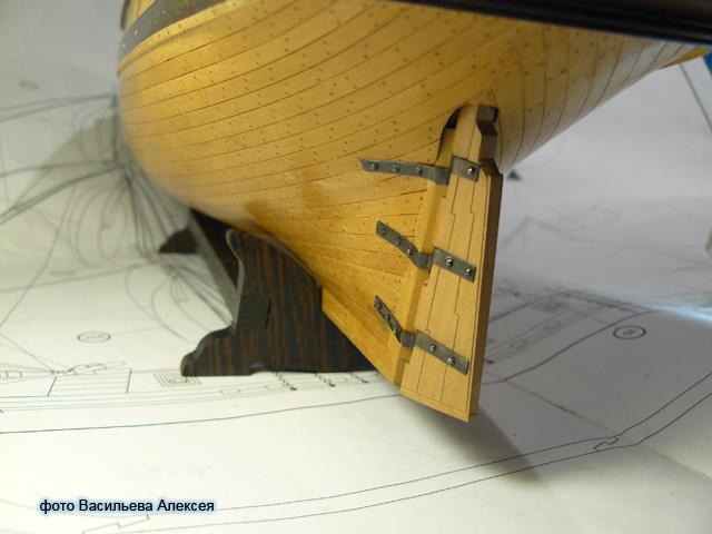 """Собирательный образ пиратского корабля """"CORSAIR"""" масштаб 1:80 фирмы OCCRE Y2R1X"""