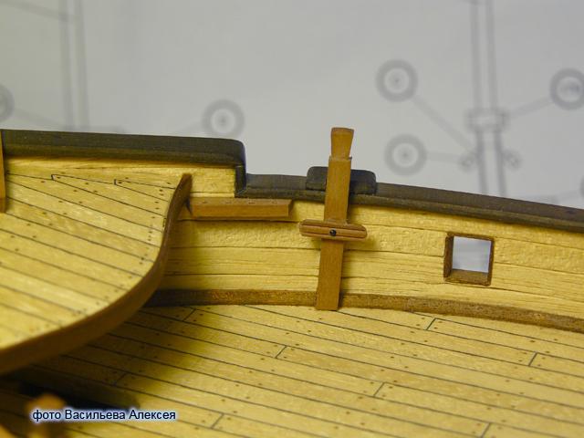 """Собирательный образ пиратского корабля """"CORSAIR"""" масштаб 1:80 фирмы OCCRE EQfHW"""