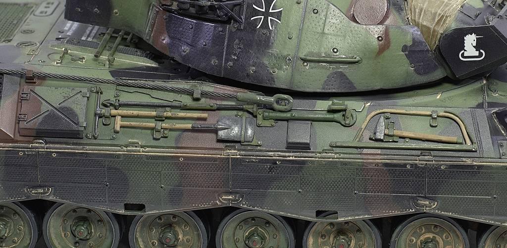 Leopard 1A5 Meng 1/35 HmbUF