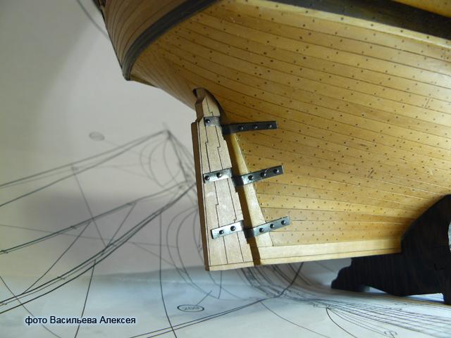 """Собирательный образ пиратского корабля """"CORSAIR"""" масштаб 1:80 фирмы OCCRE KPWJa"""