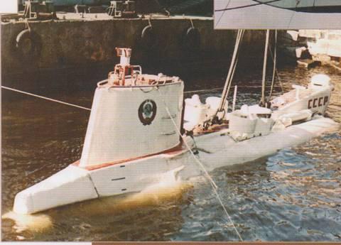 Проект 1825 «Север-2» - глубоководный аппарат 1aD2w