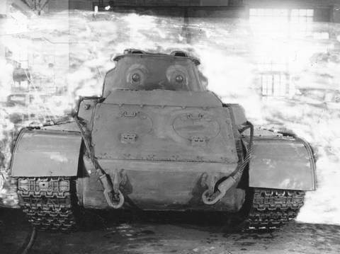 КВ-13 («Объект 233») - средний танк JhlKA