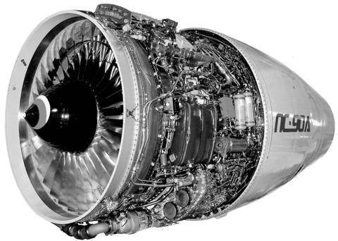 ПС-90А (Д-90А) - авиационный турбовентиляторный двухконтурный двухвальный двигатель LSkhu