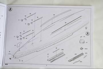 "Линейный корабль ""Dunkerque"", 1/350, Hobbyboss, 86506 Yd7Mg"