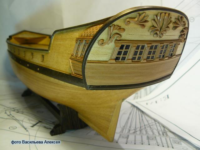 """Собирательный образ пиратского корабля """"CORSAIR"""" масштаб 1:80 фирмы OCCRE TGEgN"""