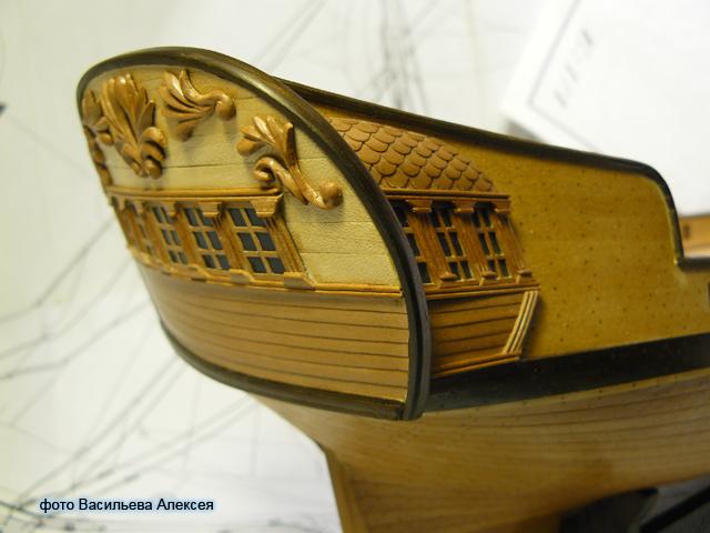 """Собирательный образ пиратского корабля """"CORSAIR"""" масштаб 1:80 фирмы OCCRE URrD1"""