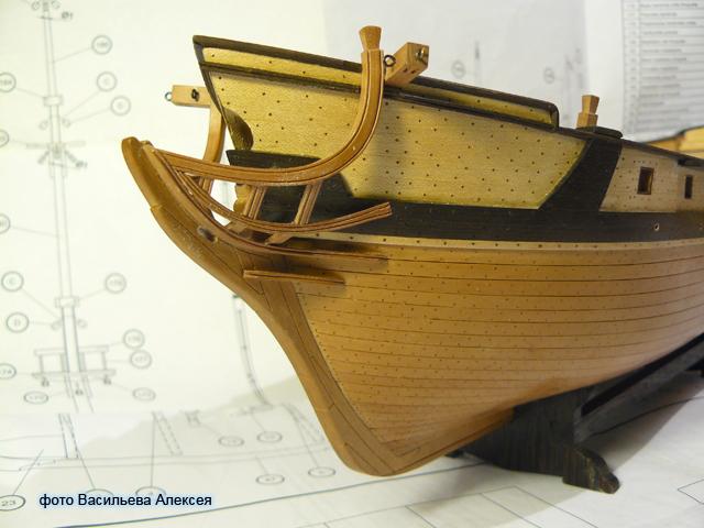 """Собирательный образ пиратского корабля """"CORSAIR"""" масштаб 1:80 фирмы OCCRE Z2ODU"""
