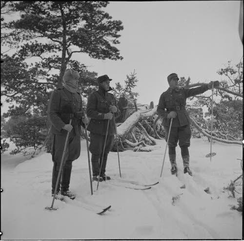 Photos de guerre  Finlandaise 113941_r500
