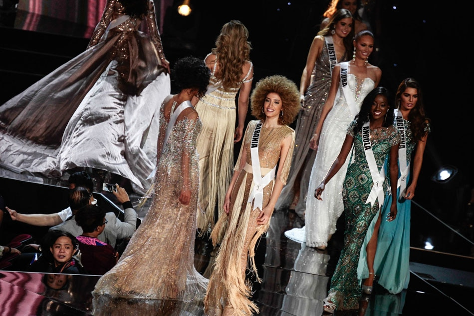 65th Miss Universe Evening Gown Preliminaries 1-mu-preliminary-nppa