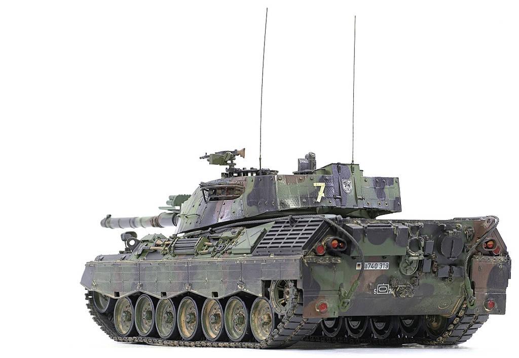 Leopard 1A5 Meng 1/35 H1653