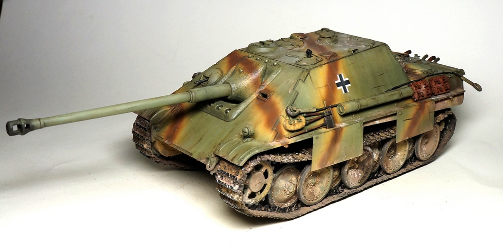 Sd.Kfz. 173 Jagdpanther HovUc