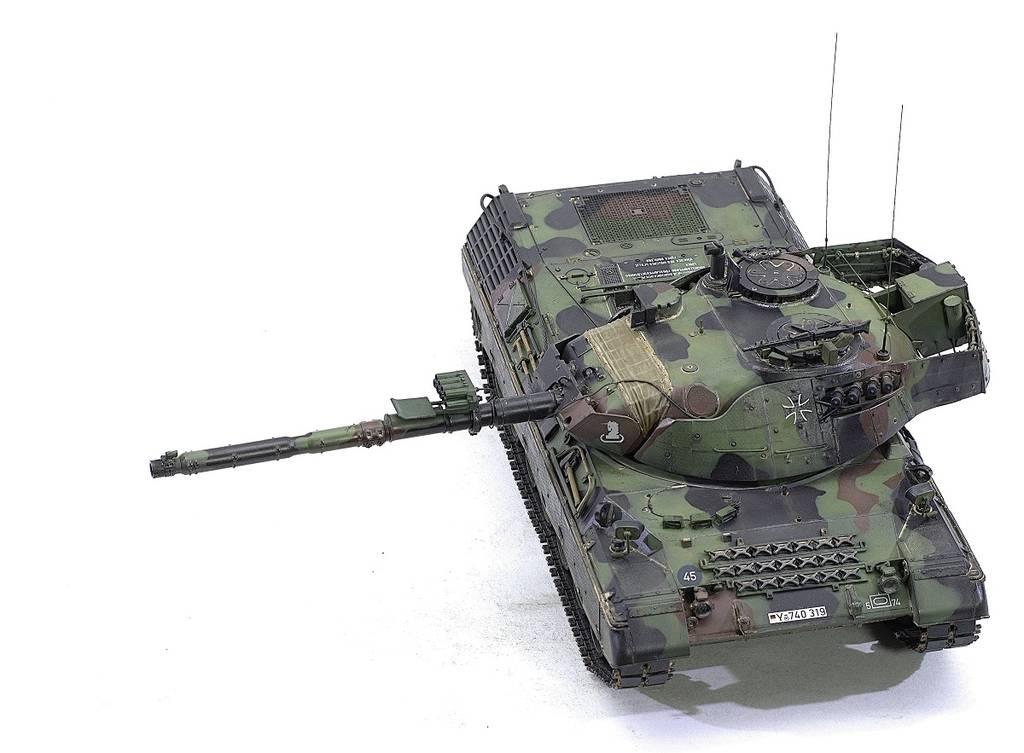Leopard 1A5 Meng 1/35 PH54u