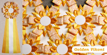 Наградные розетки на заказ от Golden Vikont - Страница 7 61kGE