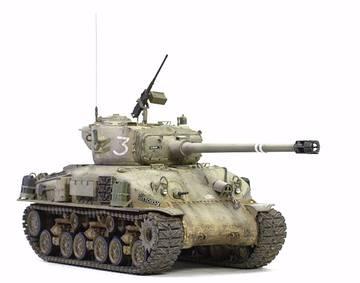 M51 Super Sherman. Tamiya 1/35 ISOgW