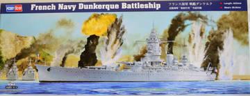 "Линейный корабль ""Dunkerque"", 1/350, Hobbyboss, 86506 H7CdT"