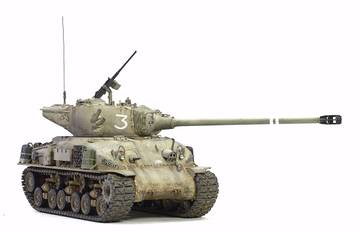 M51 Super Sherman. Tamiya 1/35 Od9G3