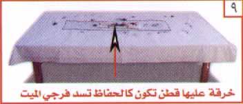 التغسيل والتكفين والجنازة ...اللهم حسن الخاتمة 9